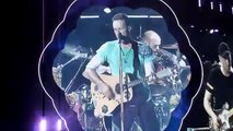 Coldplay - Johnny B. Goode (with Michael J. Fox) - MetLife Stadium 71716