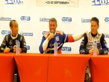 Qualifying Session Press Conference