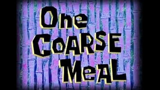 "Spongebob Squarepants Lost Episode ""Plankton Got Served"""