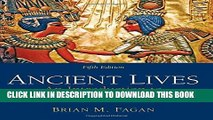 [PDF] Ancient Lives: An Introduction to Archaeology and Prehistory Full Colection