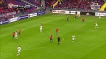 Fedor Smolov nice little flick and goal against CSKA Moscow (CSKA - Krasnodar 1-1)