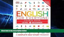 Big Deals  English for Everyone: Level 1: Beginner, Course Book (Library Edition)  Best Seller