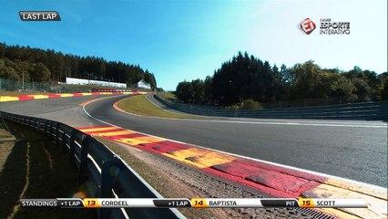 Fórmula Renault 2.0 - Etapa de Spa-Francorchamps (Corrida 1): Última volta