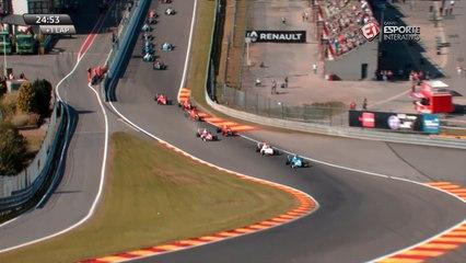 Fórmula Renault 2.0 - Etapa de Spa-Francorchamps (Corrida 1): Melhores momentos