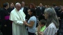 Papa alle vittime di Nizza: non rispondere all'odio con l'odio