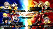 Gundam Extreme Vs. Maxi Boost - 384 Extreme Xenon-F Gameplay