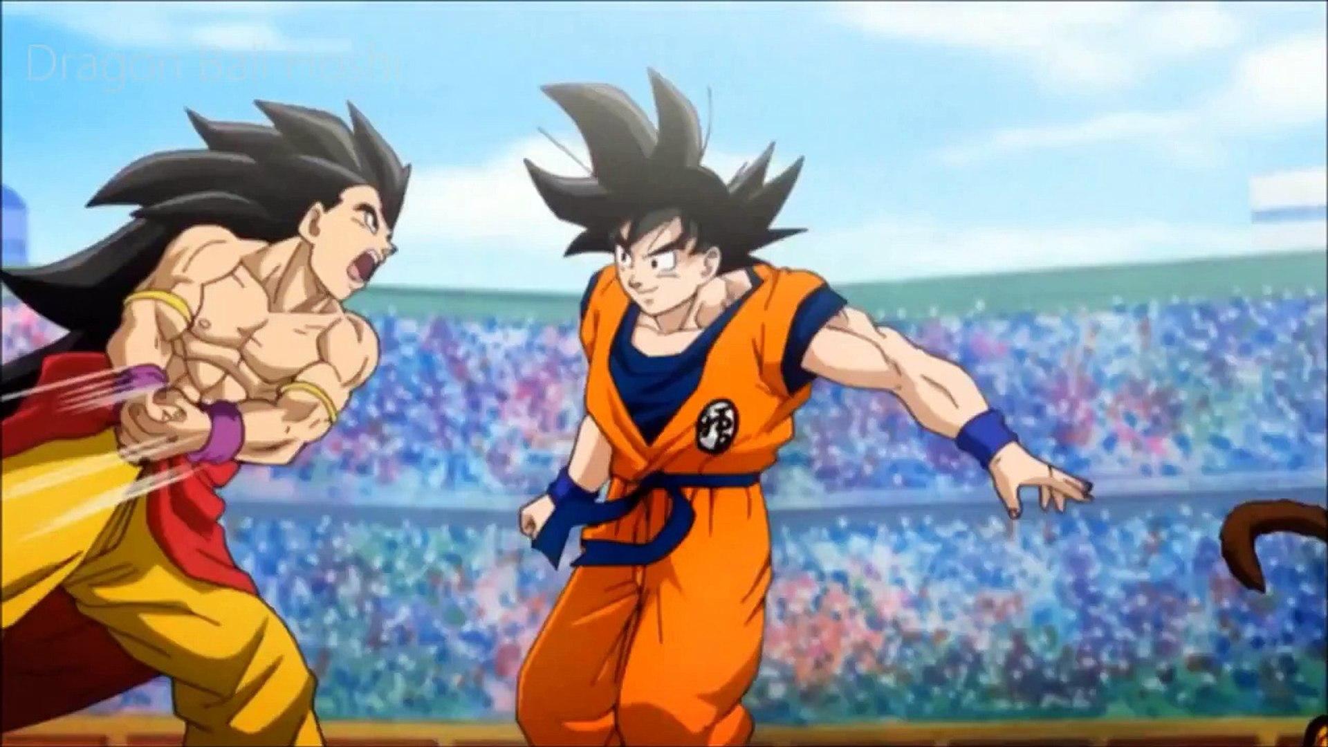 New Series Dragon Ball 2012-2013 (Dragon Ball Hoshi) Real Full HD