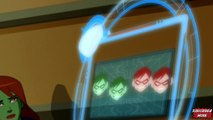 Young Justice Take Down The Parasite (Young Justice)