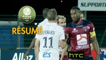 Clermont Foot - RC Strasbourg Alsace (0-0)  - Résumé - (CF63-RCSA) / 2016-17