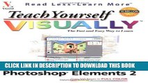 [PDF] Teach Yourself VISUALLY Photoshop Elements 2.0 Popular Collection
