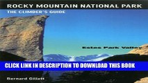 [PDF] Rocky Mountain National Park: Estes Park Valley: The Climber S Guide Full Online
