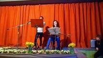 Les poêmes de Floriane (Lauréate du concours régional Rhone Alpes des jeunes poêtes     2015