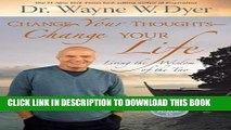 [PDF] Change Your Thoughts - Change Your Life: Living the Wisdom of the Tao Popular Colection