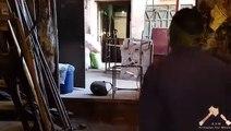 comment fabriquer chaise en fer forgé marocain