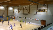 Fougères Basket Vs Cherbourg : fin du match