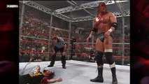 WWF - Triple H vs Cactus Jack (Hell in a Cell)