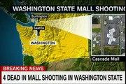 Washington Cascade Mall Shooting - 4 dead