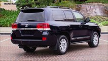 2016 Toyota Land Cruiser (200 V8) - Test Drive & Off-Road interior/Exterior