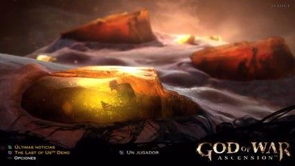 God of war ASCENSION - Modo historia en español (parte 1) (Megera) (Comienzo)