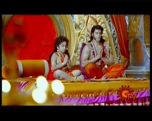 Jai Hanuman 25-09-16 Sun Tv Serial Episode 15 Part 2