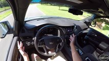 2016 Cadillac Escalade Platinum - Start Up, Road Test & In Depth Review_7