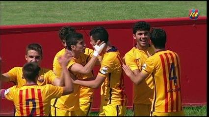 Mallorca B-FC Barcelona B (2-3)