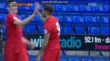 Danny Ings Goal - Liverpool U23s 2-0 Sunderland U23s - Premier League 2  25/09/16