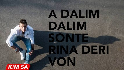 Kimi-i  - A Dalim sonte (official Lyrics video)