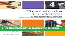 [PDF] Dyscalculia Guidance: Helping Pupils with Specific Learning Difficulties in Maths Popular