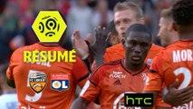 FC Lorient - Olympique Lyonnais (1-0)  - Résumé - (FCL-OL) / 2016-17