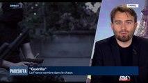 """""""Guérilla"""" : un roman visionnaire sur la guerre civile en France?"""