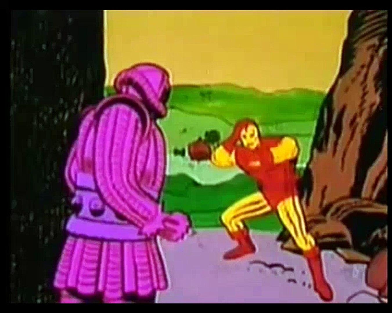 Iron Man 1966 12 Pesadillo