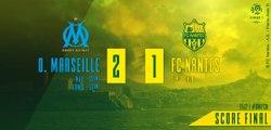 Olympique De Marseille 2-1 Fc Nantes - Tous Les Buts Exclusive (25/09/2016)