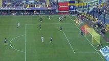 Hernan Da Campo  Goal - Boca Juniors1-1Quilmes 26.09.2016