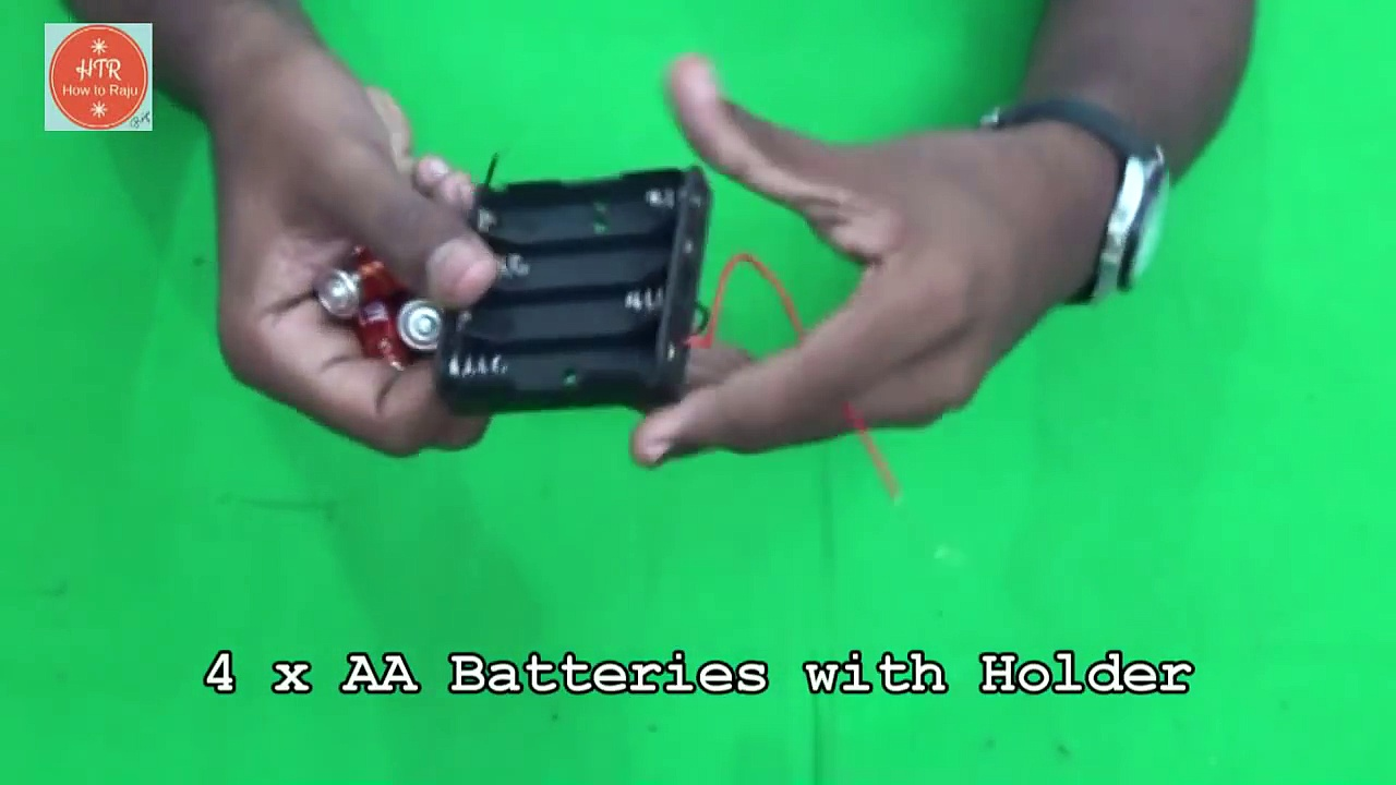 19.How to Make a Battery Powered Hot Wire Foam Cutter