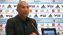 Ligue 1   OM - Nantes: réactions d'après match de Franck Passi