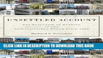 [PDF] Unsettled Account: The Evolution of Banking in the Industrialized World since 1800 Full Online