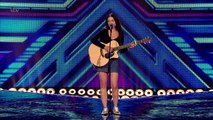 Emily Middlemas - 'Girls Just Want to Have Fun' Six Chair Challenge The X Factor UK 2016