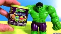Mashems Power Rangers, Mashems Paw Patrol, Mashems Angry Birds Transformers Avengers Toy Story