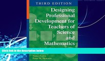Big Deals  Designing Professional Development for Teachers of Science and Mathematics  Free Full