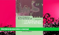 READ BOOK  The Theory and Practice of Learning (National Health Informatics Collection) FULL