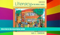 Big Deals  Literacy in the Middle Grades: Teaching Reading and Writing to Fourth Through Eighth