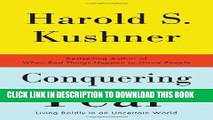 [PDF] Conquering Fear: Living Boldly in an Uncertain World Full Colection