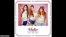 Girls' Generation-TTS (소녀시대-태티서) - 내가 네게 (Whisper) (Full Audio) [The 2nd Mini Album 'Holler'].mp4