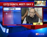 GST threshold fixed at Rs 20 lakh | GST Council Meet