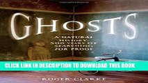 [PDF] Ghosts: A Natural History: 500 Years of Searching for Proof Popular Collection