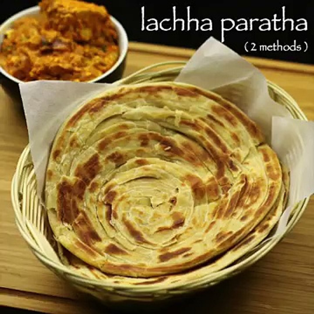 lachha paratha recipe _ lachha parantha recipe