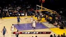 Kobe Bryant vs Kevin Garnett en 2007, deux légendes