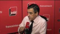 François Fillon répond aux questions de Patrick Cohen