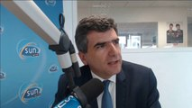 SUN Politique - Laurent Gérault - conseiller régional des Pays de la Loire